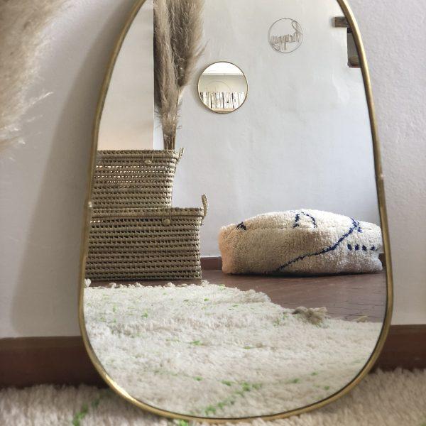 miroir trapèze moyen