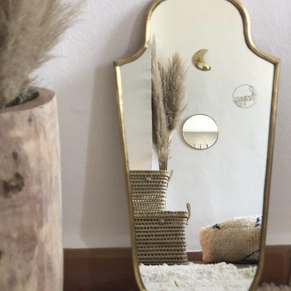 miroir blason petit