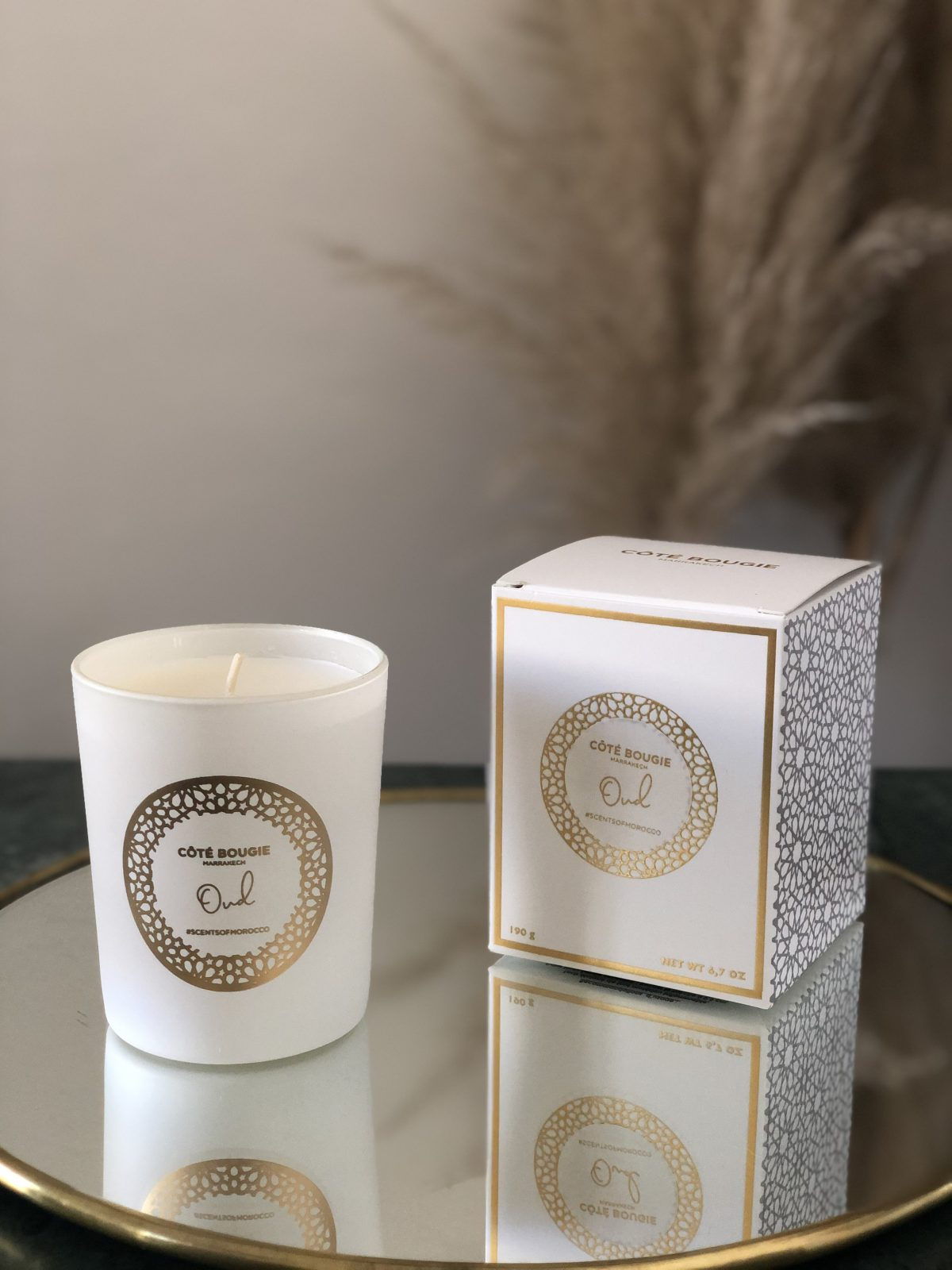 Bougie Scents of Morocco